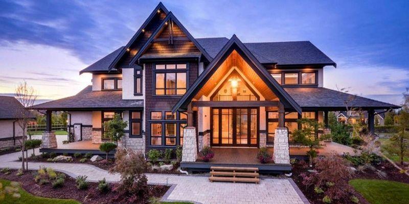 Где найти вдохновение для нашего будущего дома?