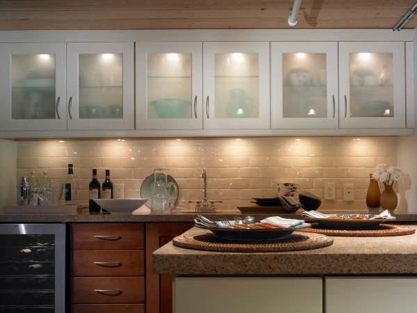 Идеи для светильников на кухне